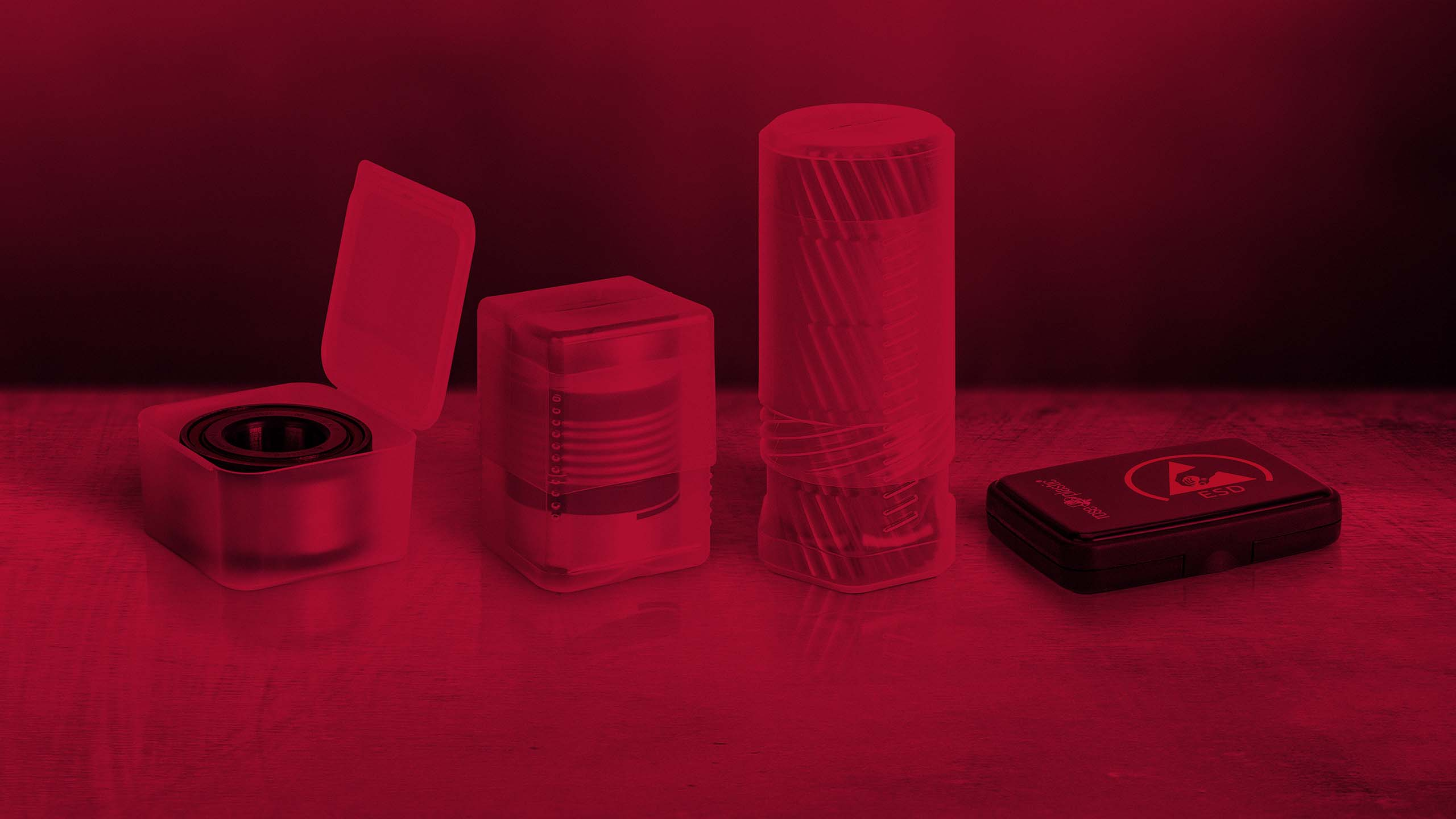 rose plastic offers a wide range of plastic packaging solutions for industrial components.